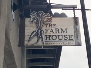The Farm House- fabulous food for your Weekend In Nashville