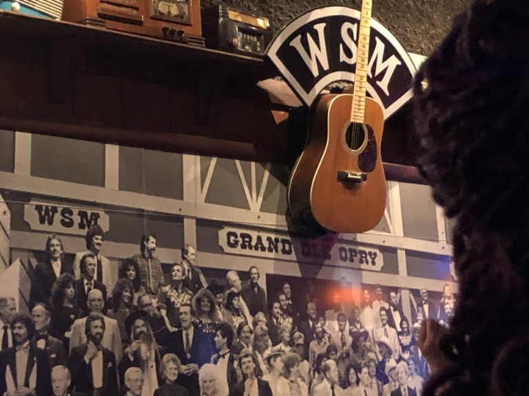 Bars of Broadway for local talent on your Weekend in Nashville