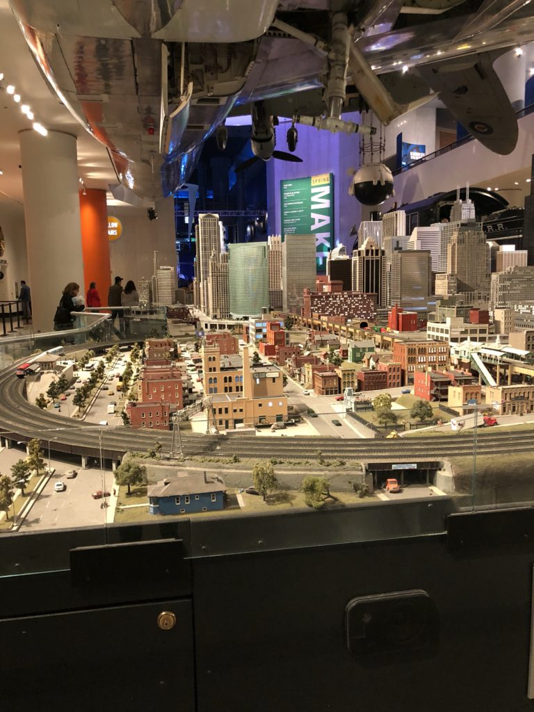 Museum of Science and Industry: The Great Train Story