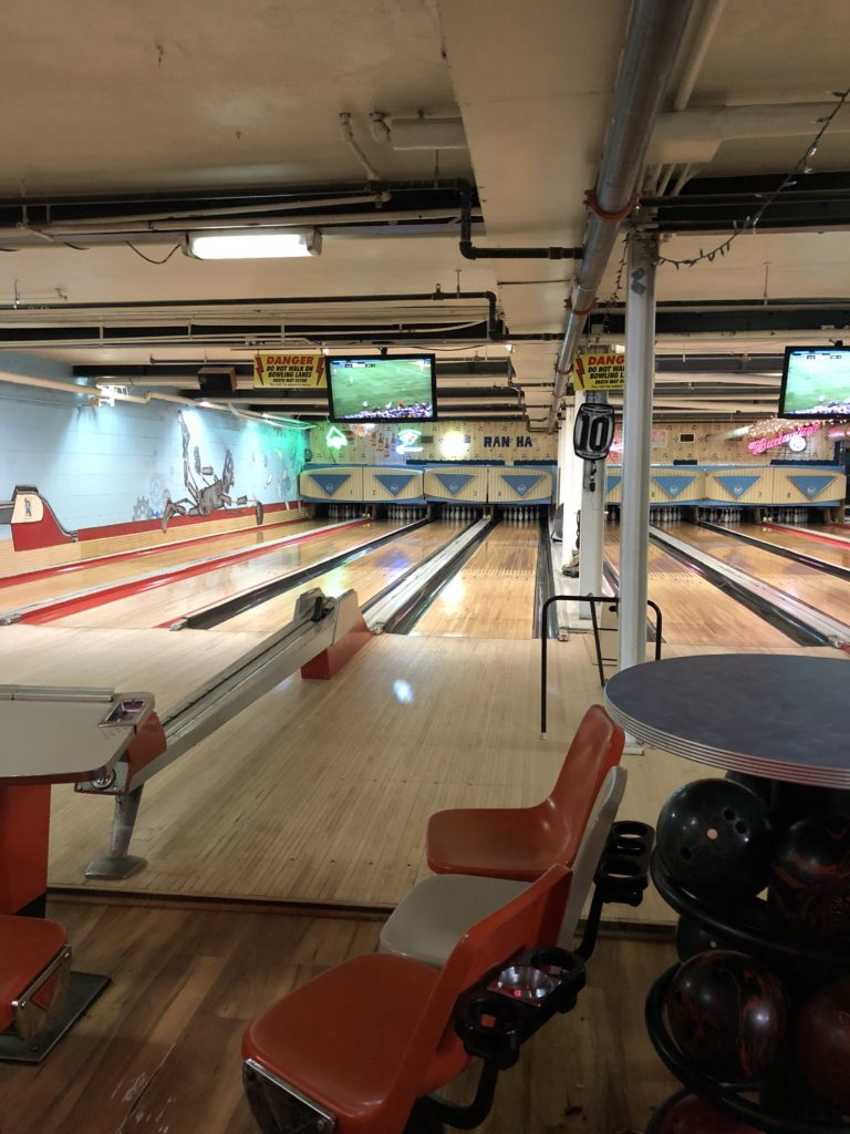 Nook BowlingAlley