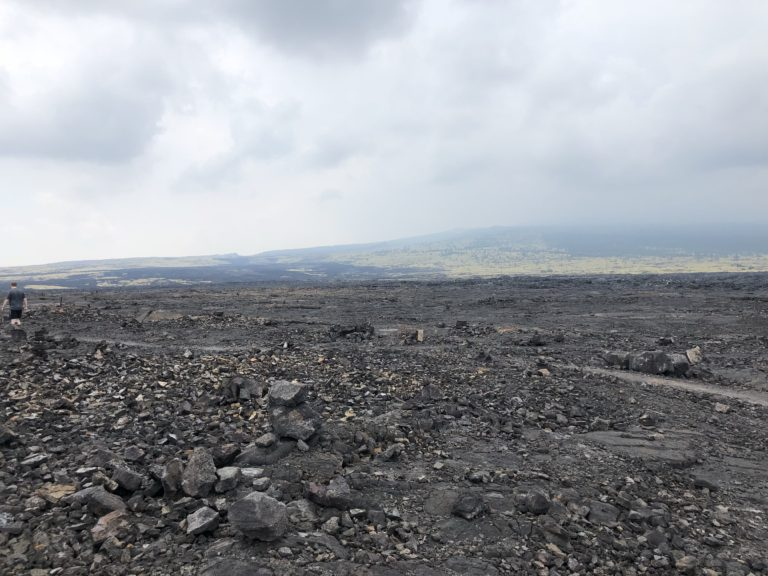Lava Fields Around the Tube a Fabulous Free Thing to do on the Big Island