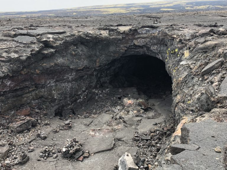 Lava Tube on Hwy 19 north of the Kona Airport another fabulous free thing to do on the Big Island