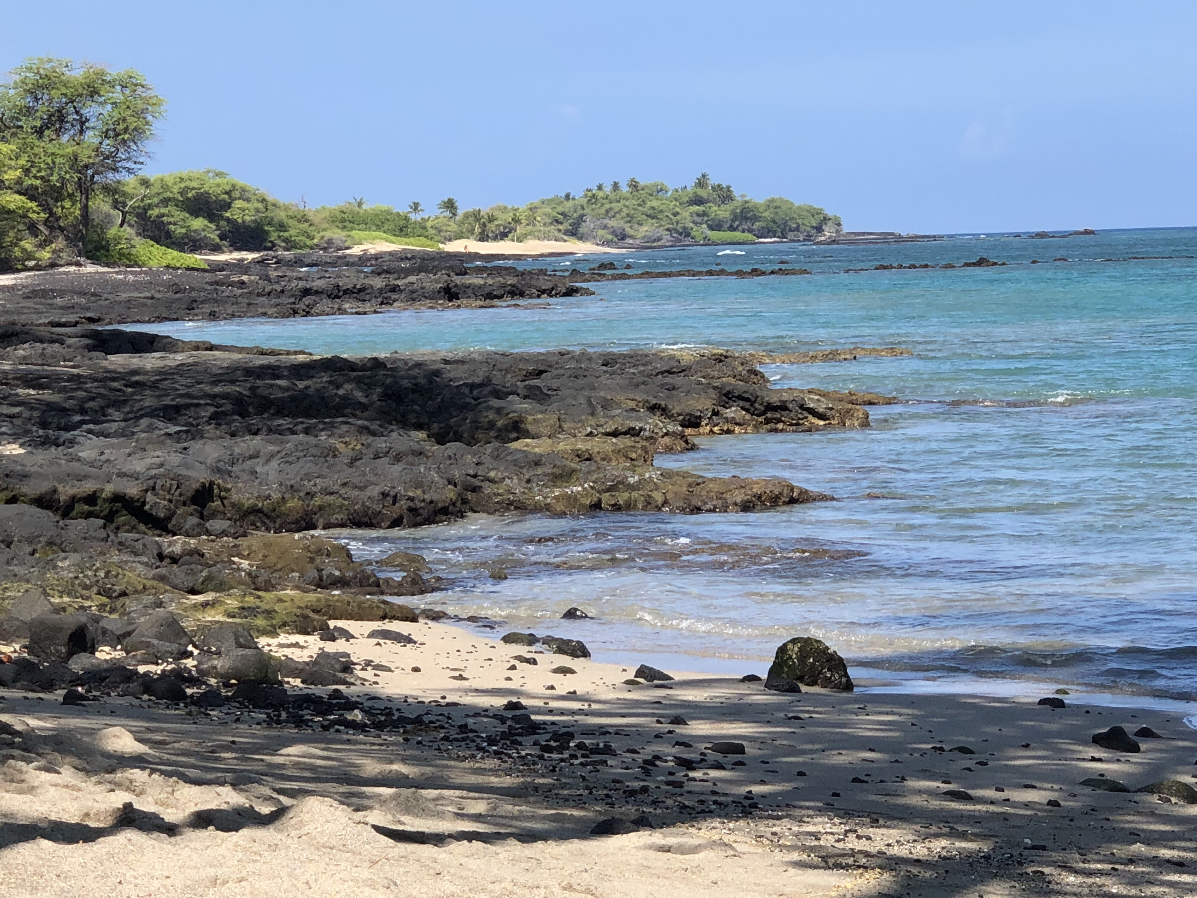 Waikoloa Beach Big Island of Hawaii a Fabulous Free Thing to do on the Big Island