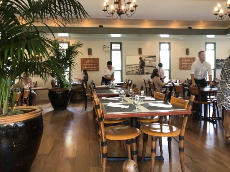 Merriman's the Best Farm to Table on the Big Island