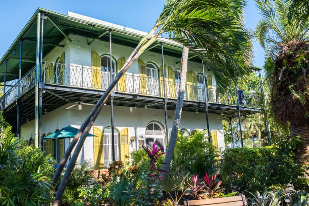 Hemingway House Key West How to Plan a Long Weekend Away- Trip-Spiration