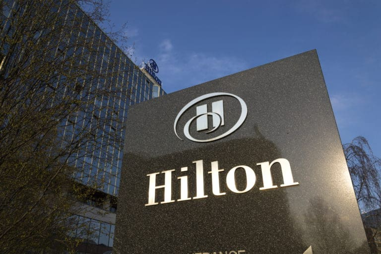 Hilton Hotel brand loyalty to earn the most Hilton Honors points